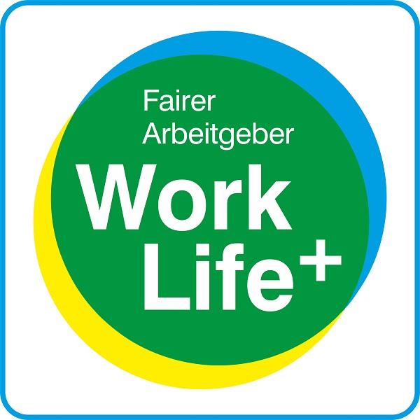 verlässlich transparent Arbeitgebersiegel Work Life Plus faire Arbeitgeber