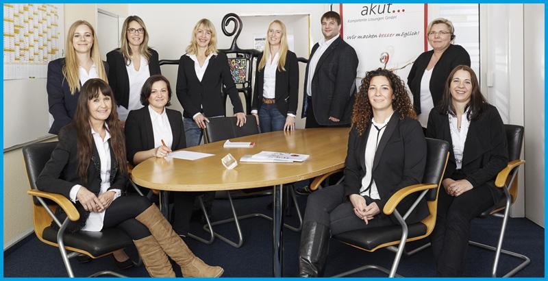 Das Team in Hannover
