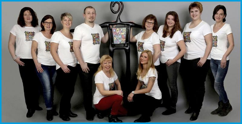 Das Team aus Hildesheim