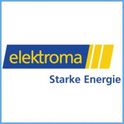 Firmenlogo der Elektroma GmbH, Hameln