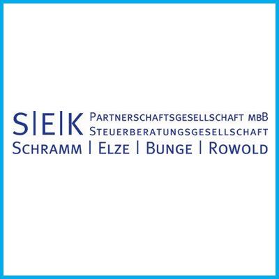 Firmenlogo der S|E|K Steuerberatungsgesellschaft