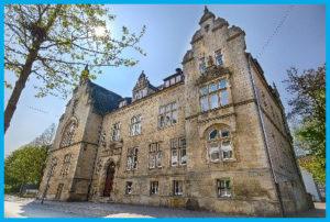 Das Rathaus der Stadt Rinteln - Sitz der Verwaltung eines fairen Arbeitgebers